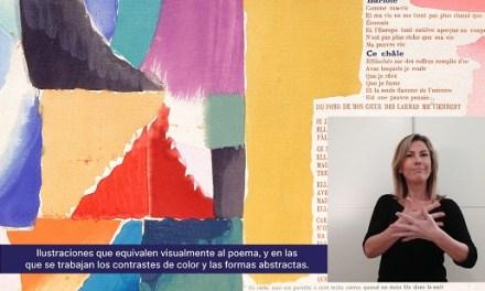 L'IVAM acosta les obres mestres de la Col·lecció a persones sordes mitjançant llengua de signes