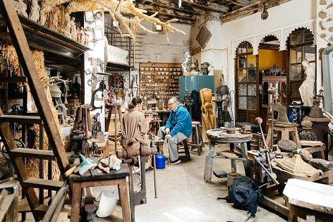 El Institut Valencià d'Art Modern incrementa el seu suport a la creació artística i la seua integració en l'entorn més pròxim