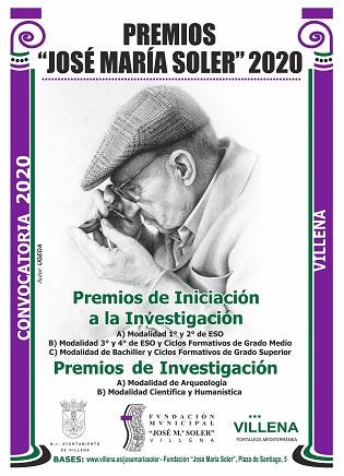 La Fundación José María Soler anula la convocatoria de sus Premios de Investigación 2020e trabajos al 15 de junio