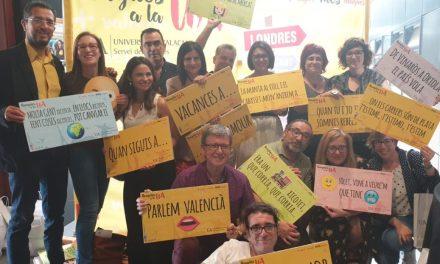 La Universitat d'Alacant i Escola Valenciana impulsen la Unitat per a l'Educació Multilingüe