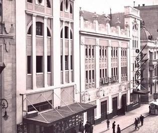 La Plataforma Salvem l´Ideal proposa l'adquisició del Cinema Ideal per a convertir-lo en Patrimoni Cultural d'Alacant