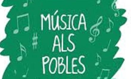La Diputación de Alicante aprueba las ayudas de la XXV Campanya de Música als Pobles con 300.000 euros