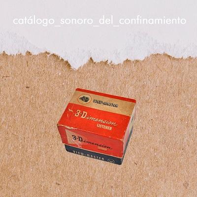 La Peluquería presenta catálogo_sonoro_del_confinamiento