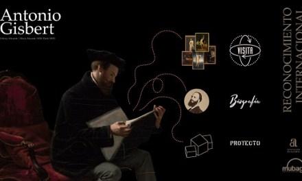 El MUBAG celebra el Dia Internacional dels Museus amb una pionera visita virtual a l'exposició d'Antonio Gisbert