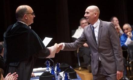 El profesor de la UA Joan de Déu Martines gana el premio del Institut d'Estudis Catalans sobre la obra de Enric Valor