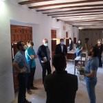 Finalizan las obras de rehabilitación del Santuario de Las Virtudes de Villena