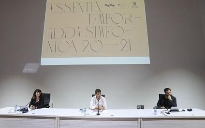 El ADDA reunirá grandes nombres de la música internacional en la nueva temporada sinfónica 20/21