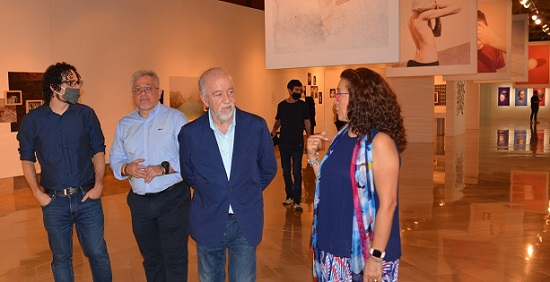 El Concejal Manresa propicia en Alicante un encuentro de gestores culturales en la Lonja con la idea de relanzar las actividades del sector