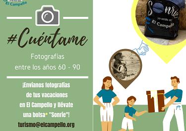 """""""Cuéntame tus vacaciones de los años 60 a los 90 en El Campello"""", nueva iniciativa de la concejalía de Turismo"""