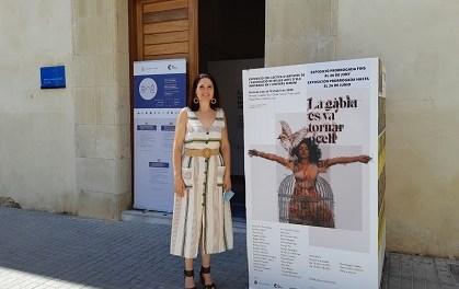 Cultura reabre hoy viernes 12 de junio en Elche la sala de exposiciones de la antigua capilla de la Orden Tercera Franciscana