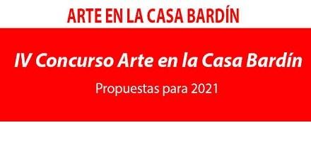 El Instituto Alicantino Juan Gil-Albert abre el plazo para la VI edición del concurso Arte en la Casa Bardín