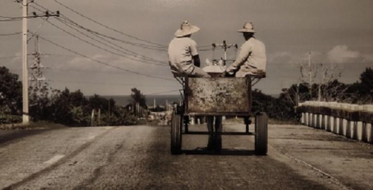 Las dos Habanas. Foto: Isabel Rico