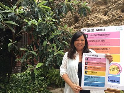 Juventud de Orihuela organiza un ciclo de cursos de formación gratuitos enfocado a las nuevas tecnologías