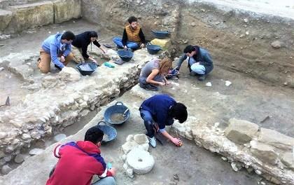 Regresa el lunes la cuarta campaña de excavaciones arqueológicas de la Universidad de Alicante en La Alcudia de Elche