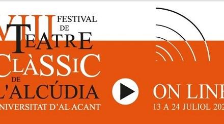 La Universitat d'Alacant manté el Festival de Teatre Clàssic de l'Alcúdia en format en línia