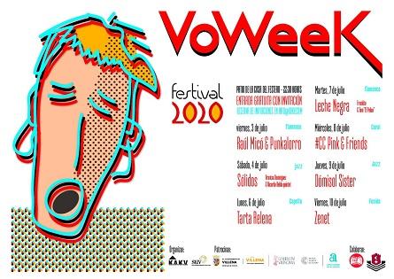 VO Week trae a Villena 7 conciertos gratuitos en julio