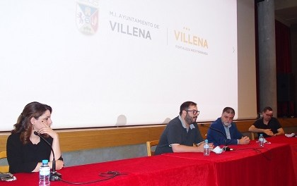 'Villena, plena de vida', un crit d'optimisme per al ressorgir de la ciutat