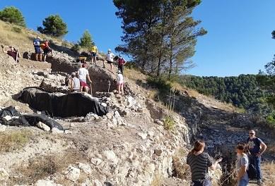 Les excavacions del Castellar d'Alcoi es segueixen duent a terme
