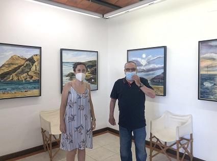 La Casa Toni el Fuster de Altea acoge la exposición 'Mare Nostrum' del artista Pepe Caras