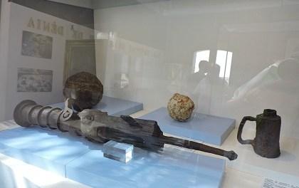 El Museu de la Mar de Dénia es retroba amb el públic exhibint noves peces en l'exposició
