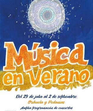 """Cultura presenta """"Música en Verano"""" programa de conciertos en la calle en el que participarán bandas y asociaciones musicales del municipio de Orihuela"""