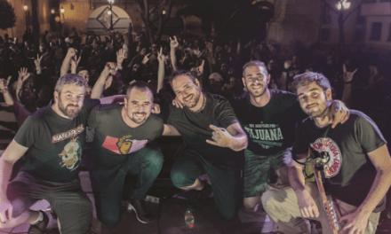 SOStenemos Cultura presenta a Corbella, la potencia del punkrock con la contundencia de las letras del rap