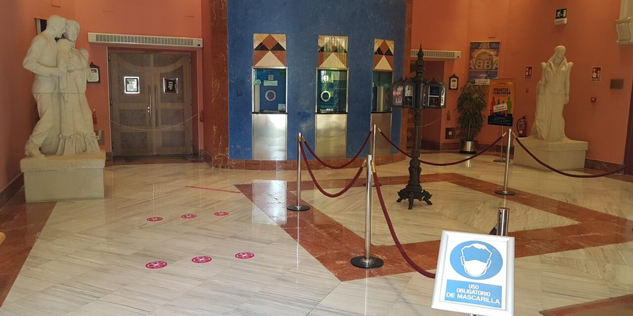 El Teatro Chapí de Villena devolverá el importe de las entradas de todos los eventos que han tenido que aplazarse por la crisis sanitaria