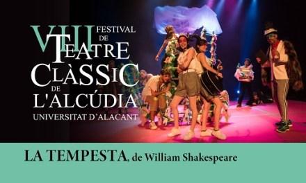 Comienza el Festival de Teatro Clásico de L'Alcúdia-UA