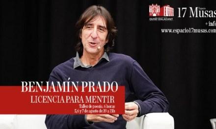 LICENCIA PARA MENTIR con Benjamín Prado