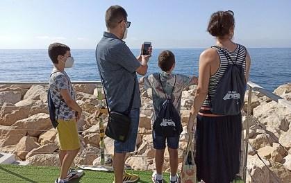 La concejalía de Turismo de Altea valora positivamente la campaña estival #PreparadosParaRecibirte