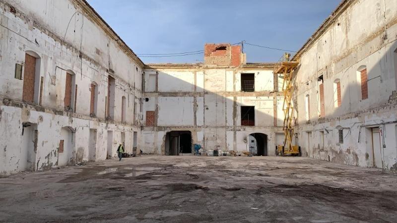L'Ajuntament d'Alacant impulsa la redacció dels projectes de l'àrea de les Cigarreras i la Casa de la Misericòrdia dins de la EDUSI
