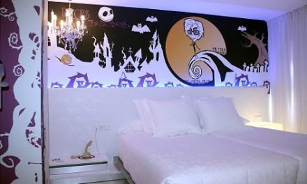 Cecilia Solé i Gil amb el seu disseny inspirat en 'Moonrise Kingdom' gana el repte Dormirdcine Alacant