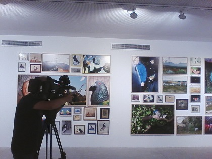 """La exposición """"Estudio elemental del Levante""""de Ricardo Cases supera las 1.500 visitas en Las Cigarreras"""