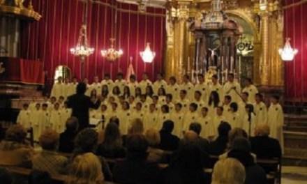 La Capella del Misteri interpretarà motets del Misteri en les vespres del 14 i 15 d'agost en Santa María