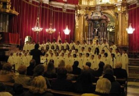La Capella del Misteri interpretará motetes del Misteri en las vísperas del 14 y 15 de agosto en Santa María