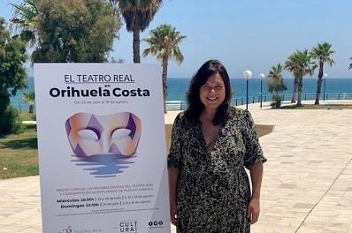 """""""Tosca"""" cierra este miércoles el Ciclo de Ópera en Orihuela Costa organizado por Cultura"""