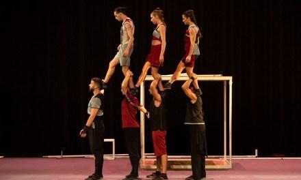 """El Teatre Chapí de Villena torna a pujar el teló amb l'espectacle de circ """"ÁUREO"""""""