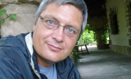 Creuem el Pont dels Espills amb… Agustín Pérez Leal: Un cristal transparente