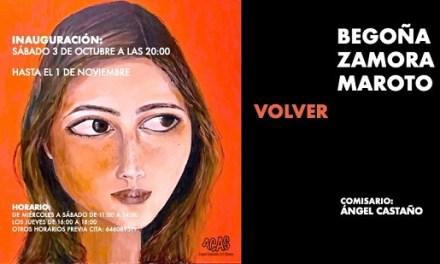 La Galeria ACAS d'Elx inaugura l'exposició Volver de Begoña Zamora
