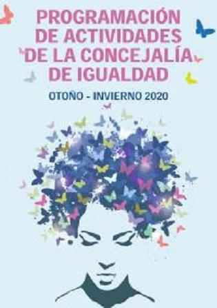 Programa otoño-invierno de la Concejalía de Igualdad de Alicante