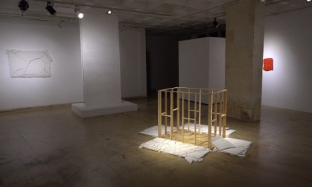 La estética de la fractura de Carles Romany en el Centro14