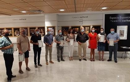 Inauguren l'exposició del XXV Concurs de Fotografies de Setmana Santa d'Elx