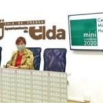 La Muestra de Minicuadros de las Huestes del Cadí en Elda se reconvierte en un certamen retrospectivo a causa de la pandemia