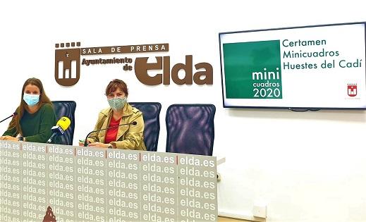 La Mostra de Minicuadros de les Huestes del Cadi a Elda es reconverteix en un certamen retrospectiu a causa de la pandèmia