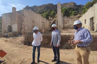 Patrimoni Històric d'Oriola inicia les obres de recuperació de la Casa dels Miners