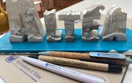 """""""Altea del Mar"""" de Mario Romero és l'escultura guanyadora del concurs """"Amb el Nom d'Altea"""""""