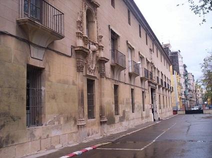 L'Ajuntament d'Alacant inicia la redacció dels projectes per a completar Las Cigarreras i la recuperació del claustre de la Casa de la Misericòrdia