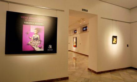 La obra de Virginia Manero llega al Palacio Provincial con la muestra 'Vidas encontradas: de cuerpos y almas'