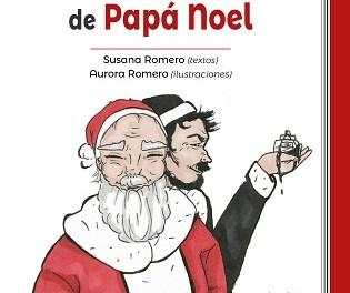 """La obra de teatro """"El lado oscuro de Papa Noel"""" se convierte en libro y recoge años después la lluvia de ideas del alumnado del colegio Rafael Altamira de El Campello"""