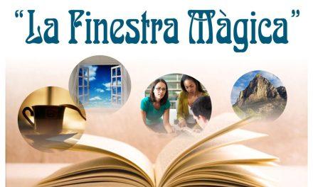 """El próximo martes vuelve el club de lectura """"La Finestra Màgica"""" con los encuentros literarios presenciales y también vía zoom"""